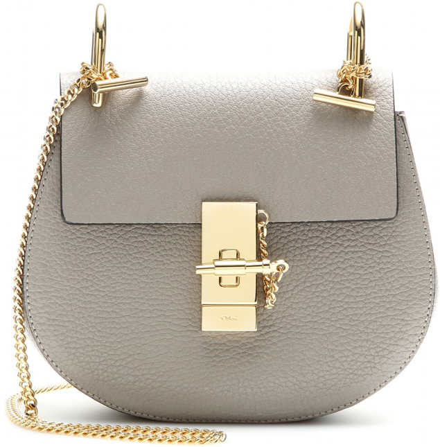 Chloe-Drew-Small-Shoulder-Bag-Grey