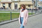Jesień w Makalu – pastelowy płaszcz