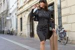 Kasułowa szafa by Makalu – sukienka w paski