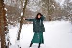 Jeszcze w śniegu czyli nieoczywiste stylizacje