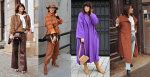 W co się ubrać – zestawienie stylizacji na zimną wiosnę
